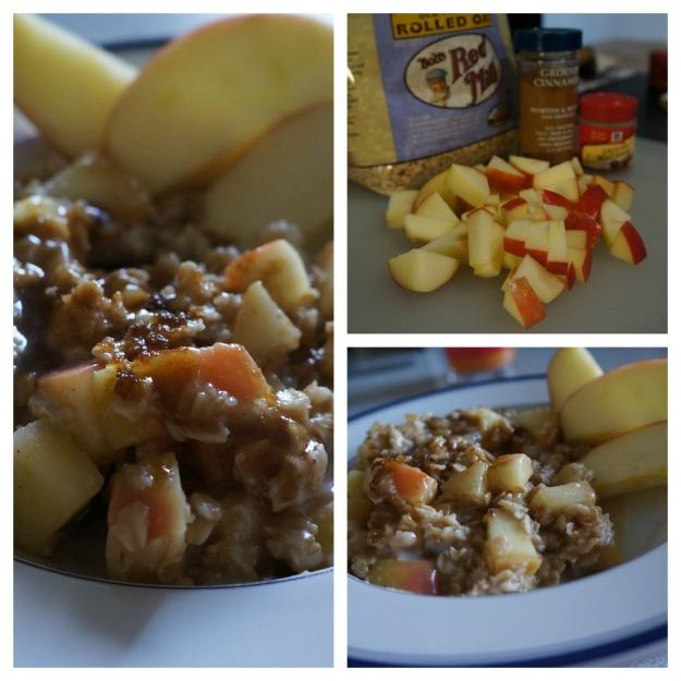 Breakfast Apple Pie