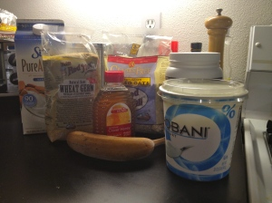 Choco-nana Protein Smoothie
